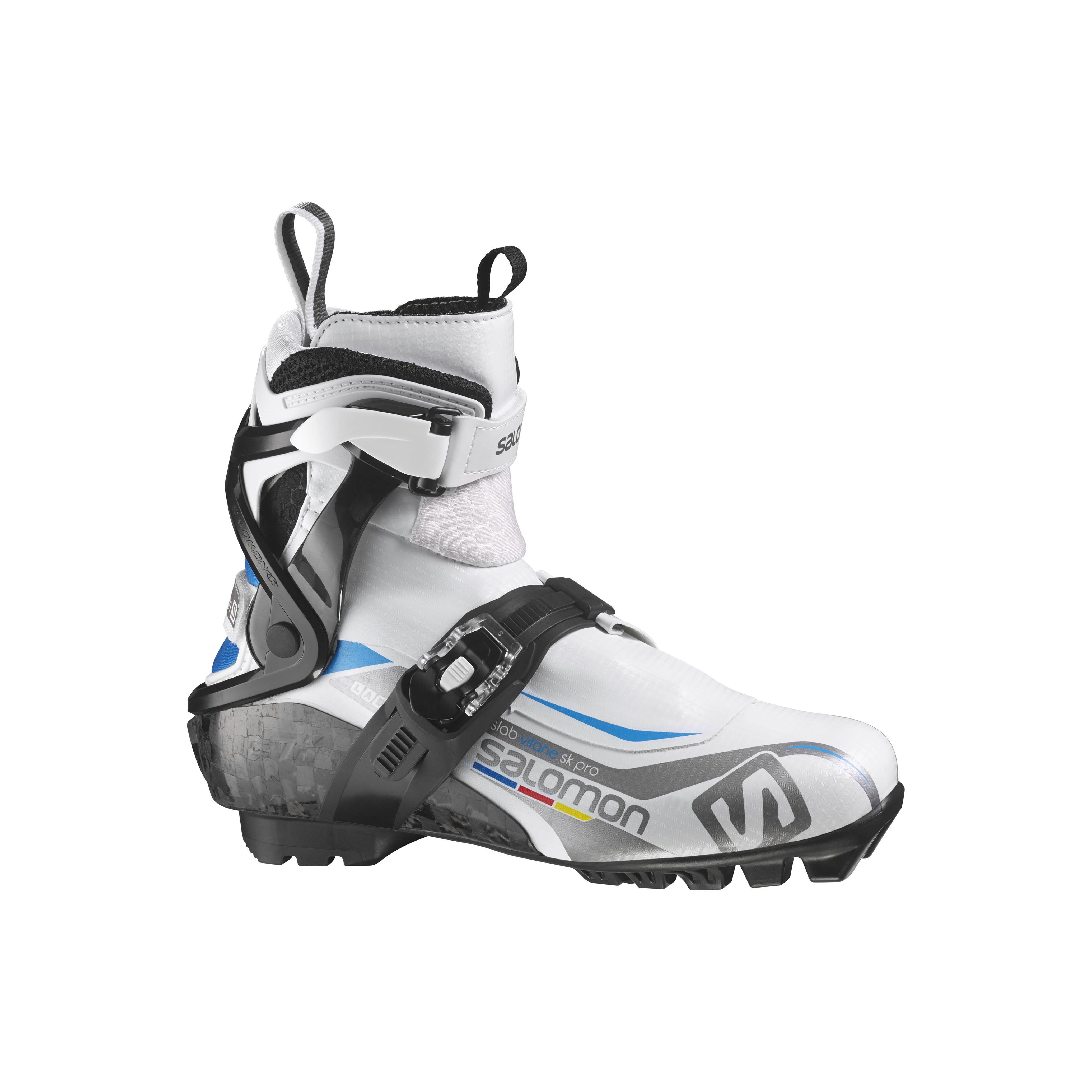 Salomon S-Lab Vitane Skate Pro White/Silver 16/17