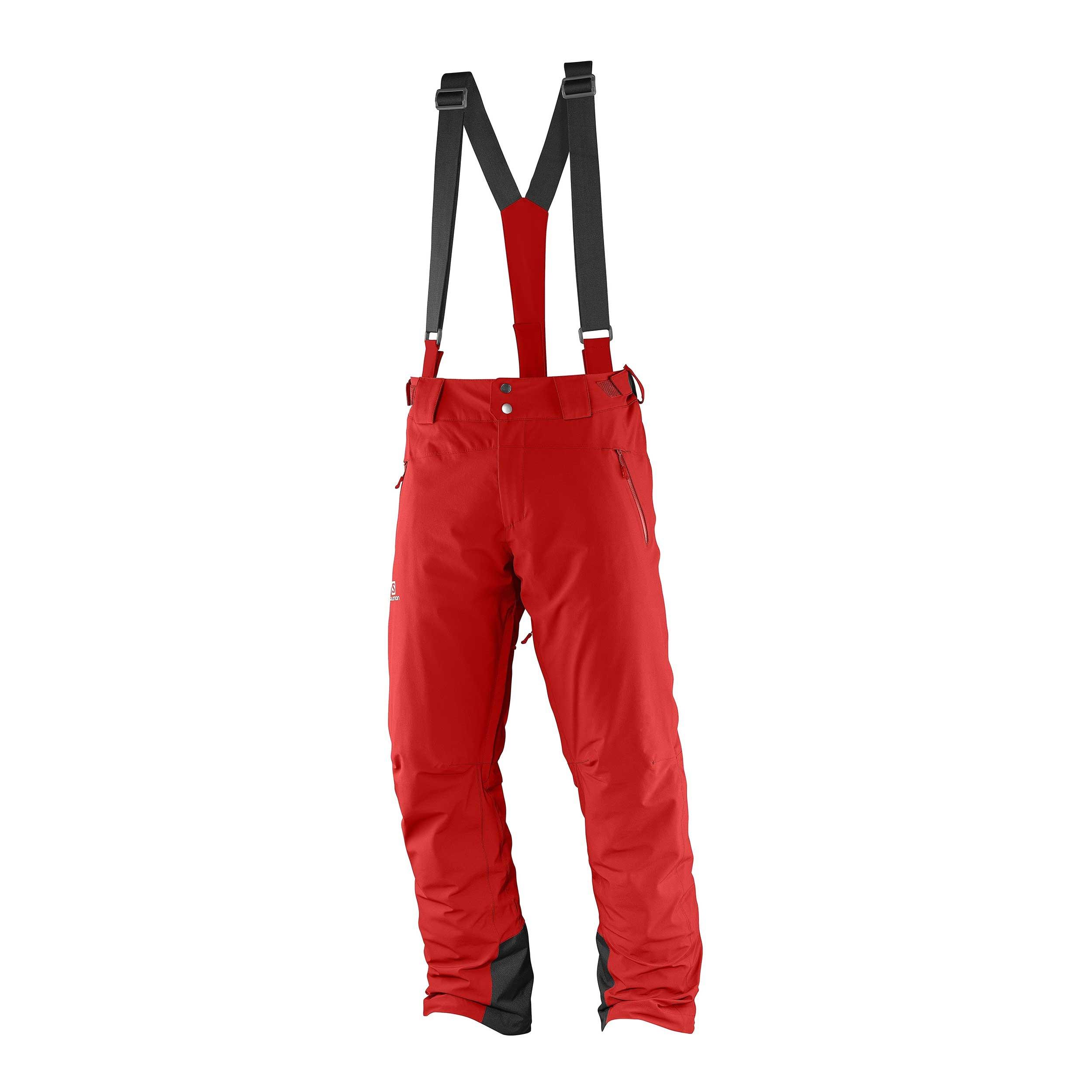 Salomon Sjezdové kalhoty ICEGLORY pant M