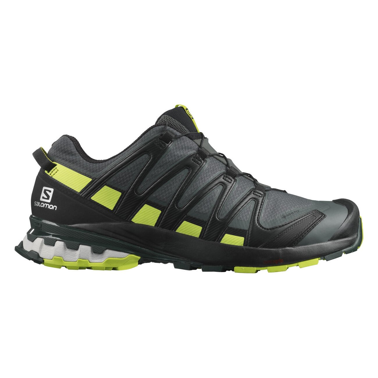 Salomon XA Pro 3D V8 GTX Urban Chic/Black/Lime Punch