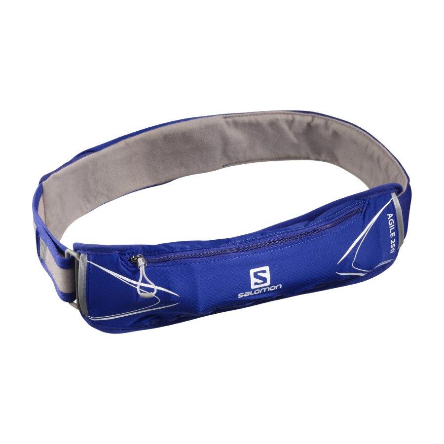Salomon Agile 250 Set Belt clematis blue LC1520700