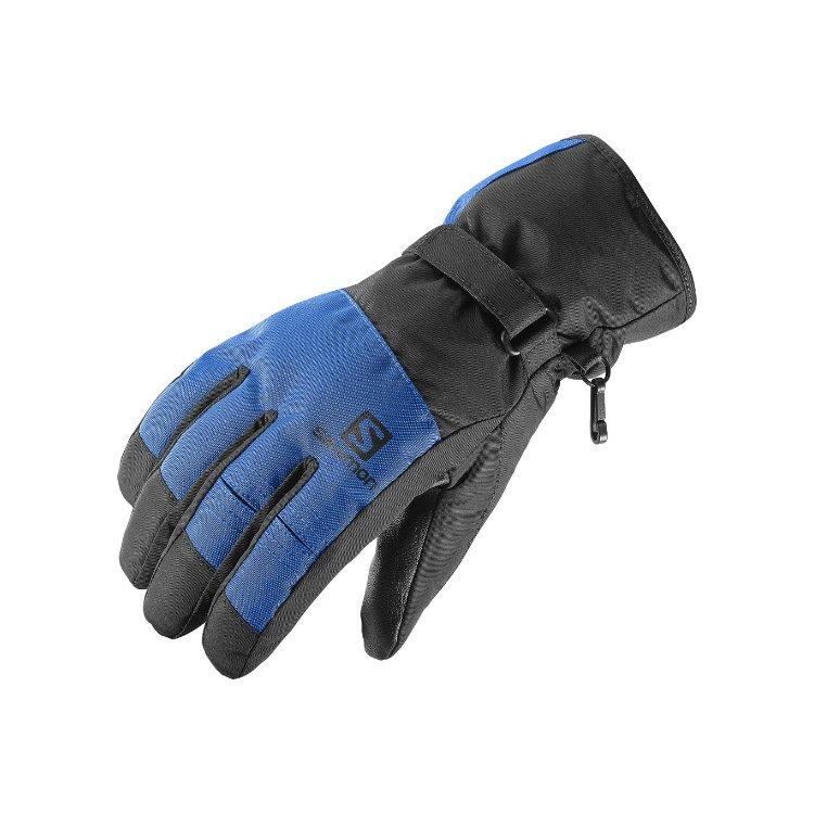 Salomon Force GTX M black/blue yonder 383110
