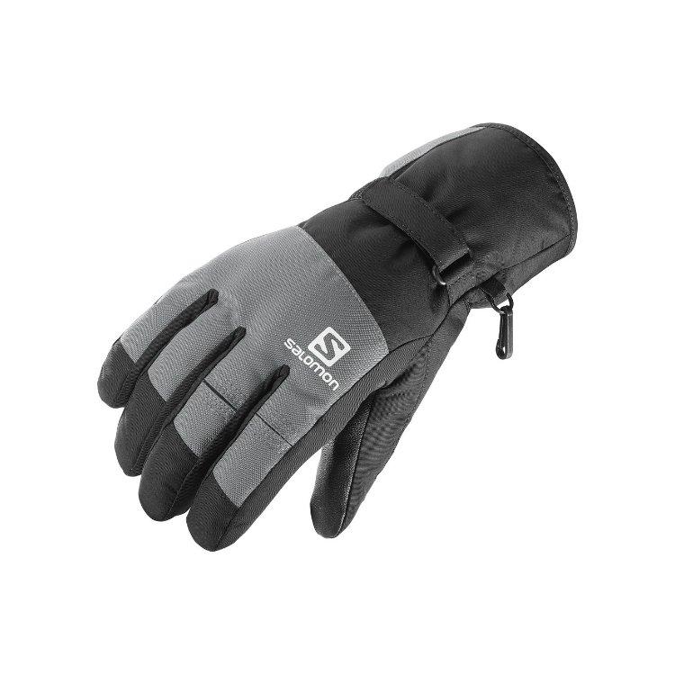 Salomon Force GTX M black/galet grey 383109