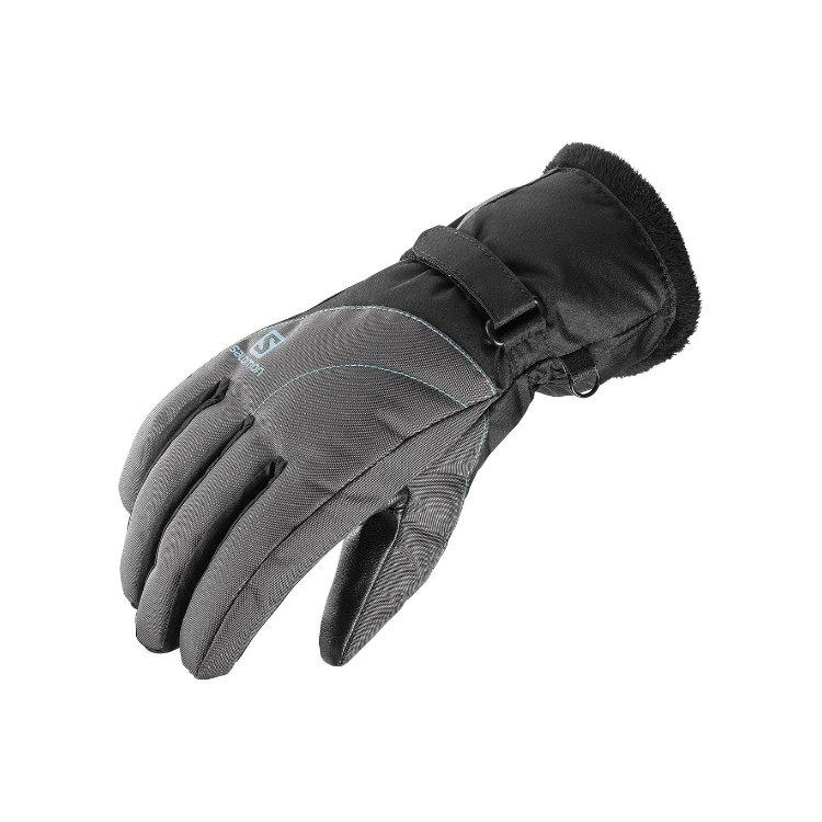 Salomon Force Gtx W Galet grey/black