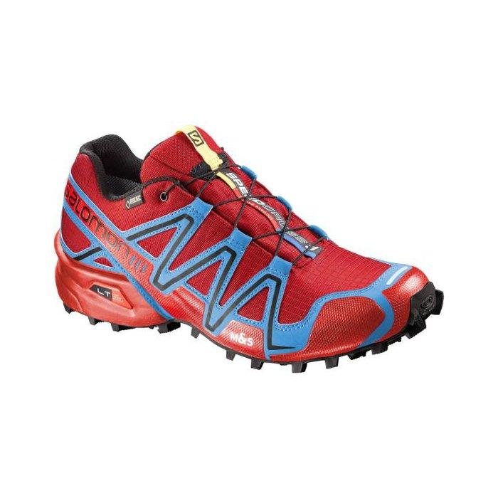 SALOMON Speedcross 3 GTX red
