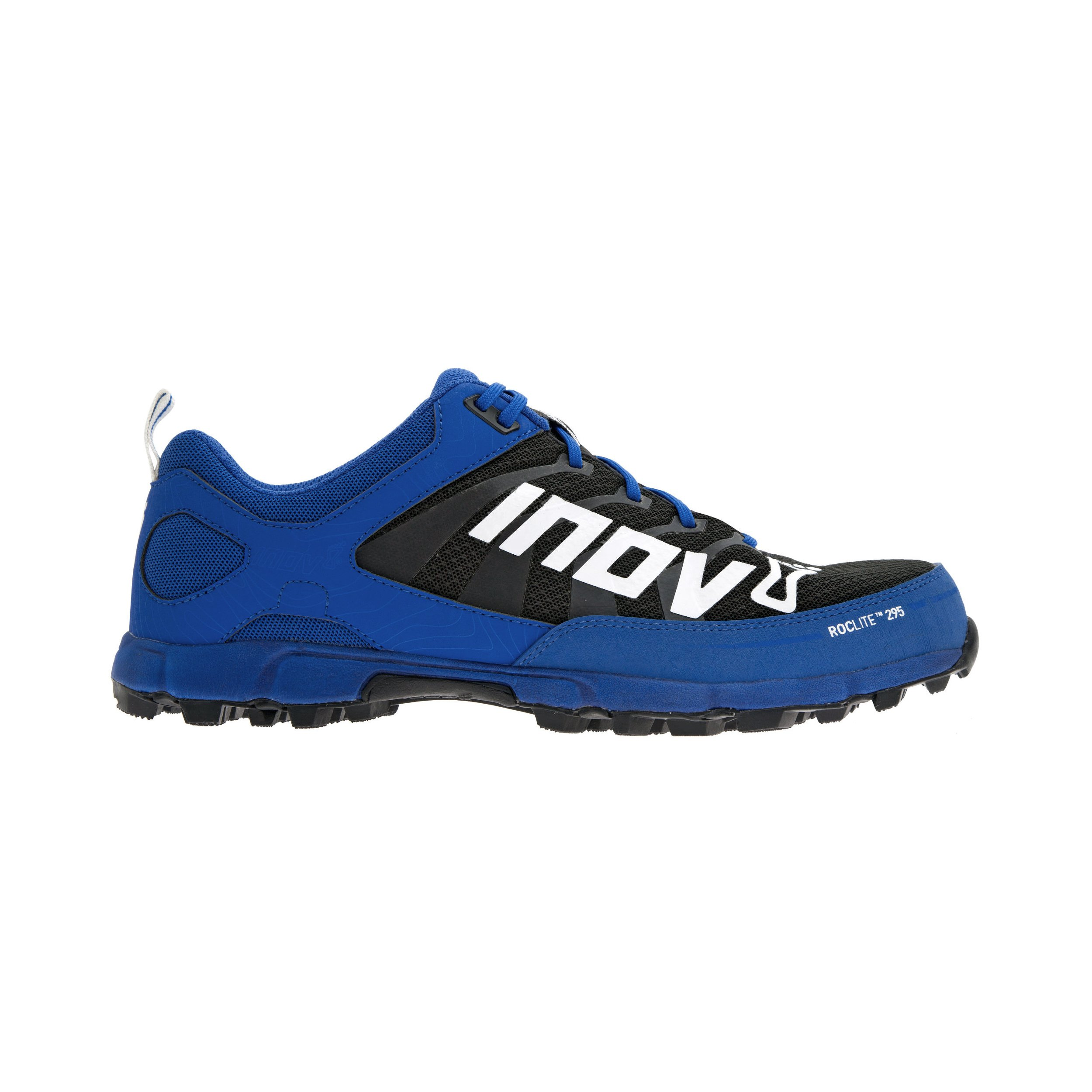 Inov-8 ROCLITE 295 Black/Blue/White