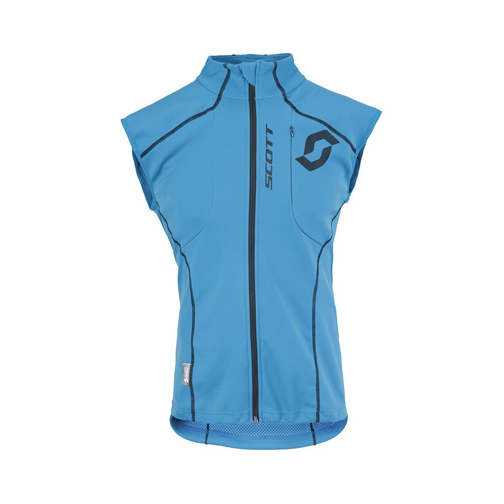 Scott Thermal Vest Protector Actifit blue