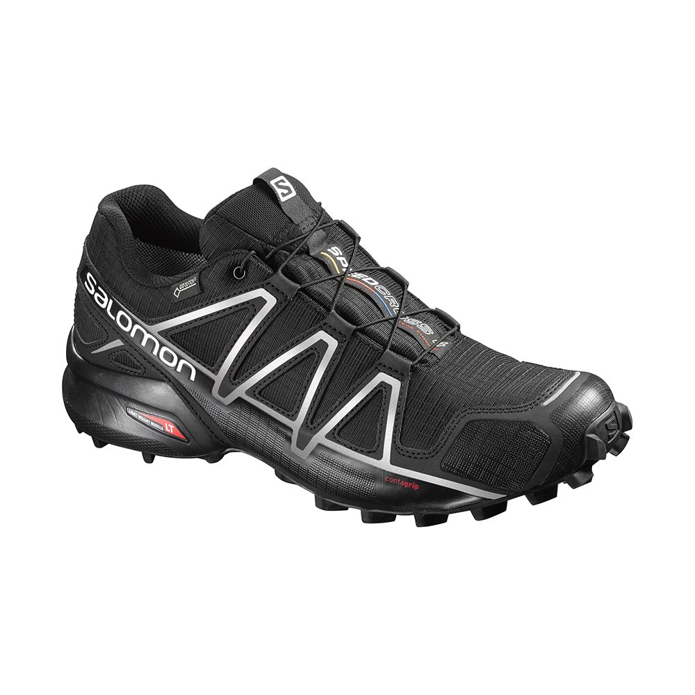 Salomon Speedcross 4 GTX® BLACK/BLACK/SI L38318100
