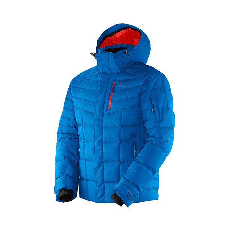 Salomon Icetown Jacket M Union Blue