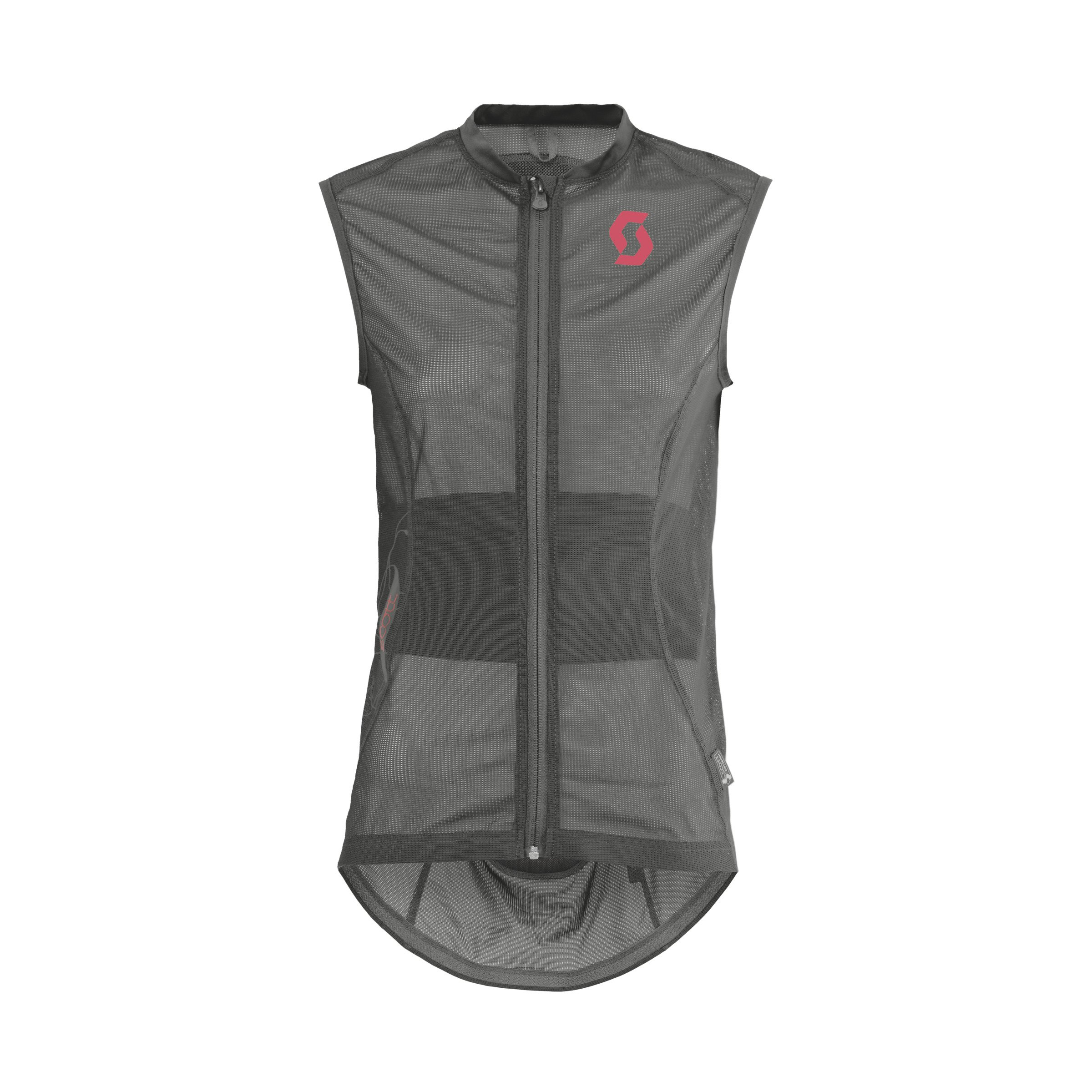 Scott Light Vest W's Actifit Grey 15/16