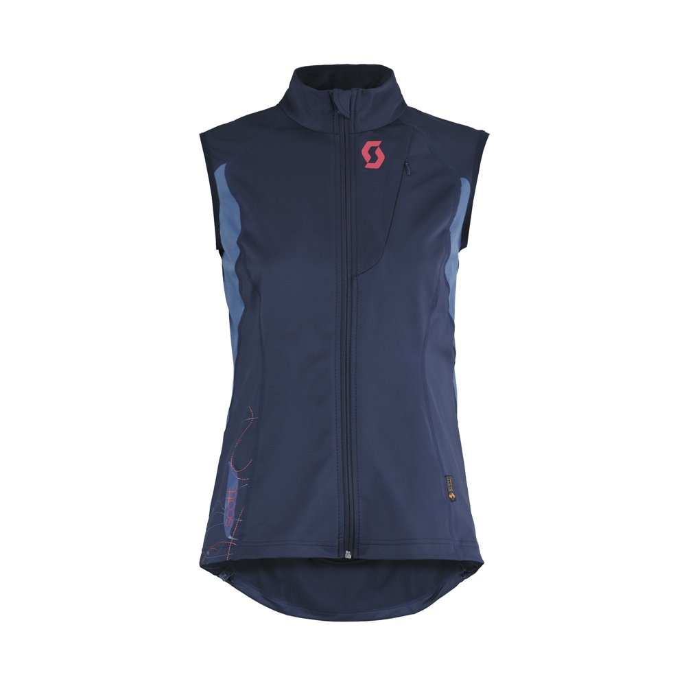 Scott Thermal Vest W's Actifit Black Iris 15/16