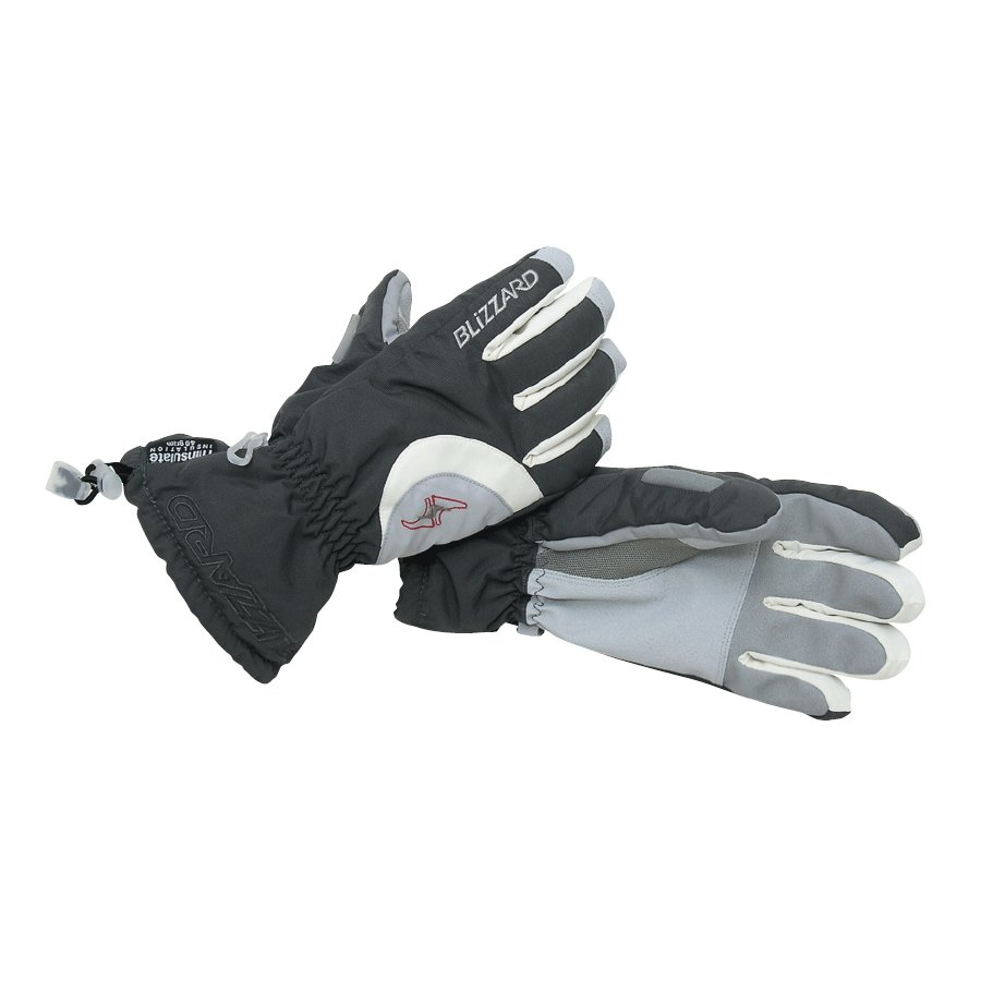Blizzard Ski Gloves For Ladies černá 12/13