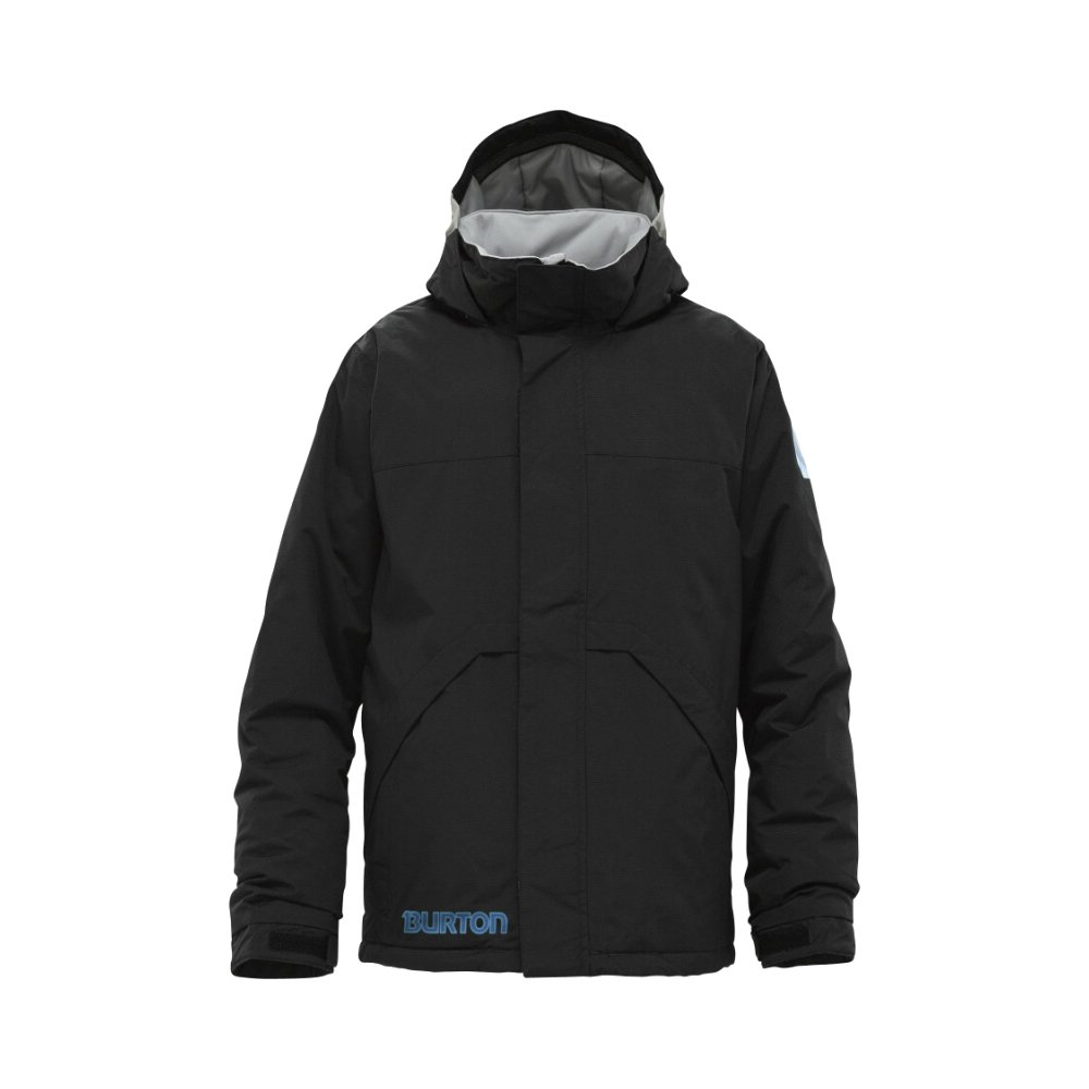 Burton Boys Amped true black